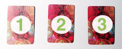 Drei-Karten-Orakel
