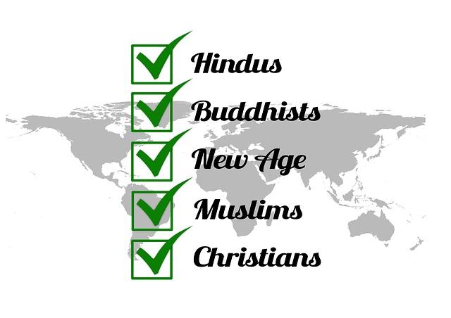 Religions-Verschmelzung