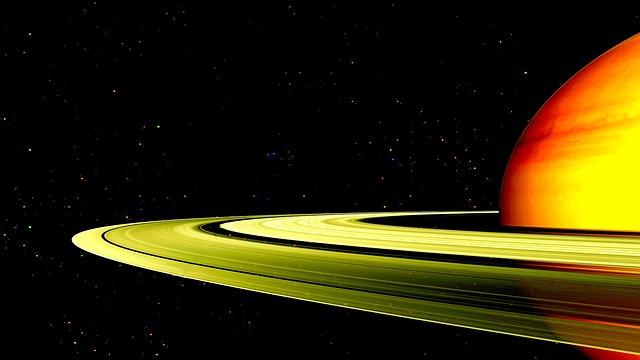 Ringe des Saturn